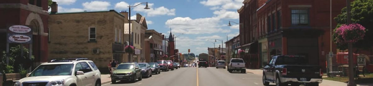 Wingham Business Improvement Area